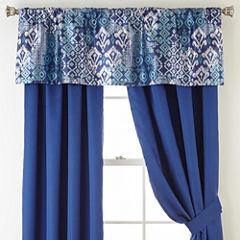 Eva Longoria Home Emilia Rod-Pocket Curtain Panel