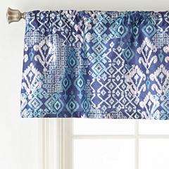 Eva Longoria Home Emilia Rod-Pocket Tailored Valance