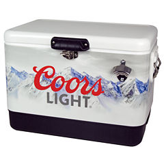 Coors Light 54 Quart Ice Chest
