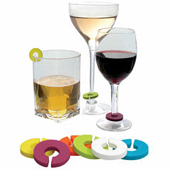 Epicureanist Wine Charms