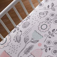 Sparrow 4-pc. Crib Bedding Set
