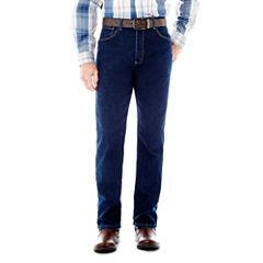 Wrangler® Reserve Regular Straight Jeans