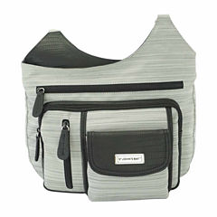 St. John's Bay Multi Directional Crossbody Bag