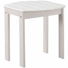 Adirondack Patio Console Table