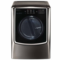 LG SIGNATURE 9.0 cu. ft. Gas Dryer with TurboSteam