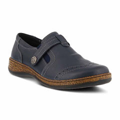 Flexus Smolqua Womens Slip-On Shoes