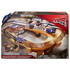 Disney Pixar Cars 3 Thomasville Racing Speedway Track Set