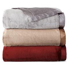 Royal Velvet Signature Soft Blanket