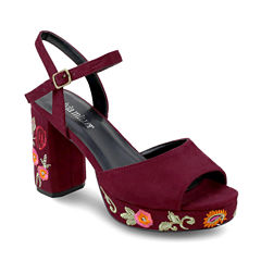 Olivia Miller Astoria Womens Slip-On Shoes