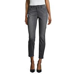 Liz Claiborne Skinny Fit Jean-Talls