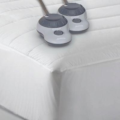 sunbeam heated mattress pad - Heated Mattress Pad Queen
