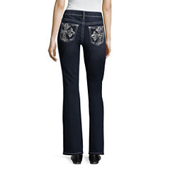 a.n.a Cross Pocket Bootcut Jean