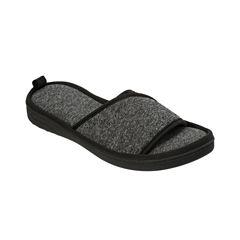 Dearfoams Knit Slip-On Slippers