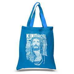 Los Angeles Pop Art Jesus Tote