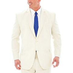 Stafford® Travel Stone Suit Jacket–Big & Tall