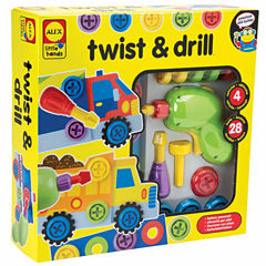 Alex Toys Little Hands Twist And Drill Toy Tools