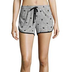 Flirtitude Knit Soft Shorts - Juniors