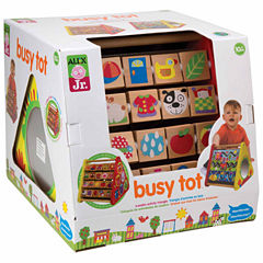 Alex Toys Alex Jr Busy Tot Discovery Toy