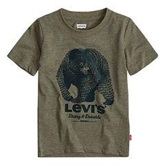 Levi's Graphic T-Shirt - Big Kid Boys