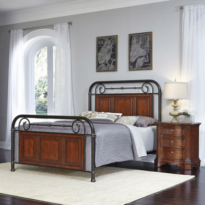 Bedroom Set · Mulhouse Bed And Nightstand