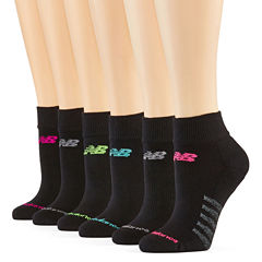 New Balance® 6-pk. Core Quarter Socks