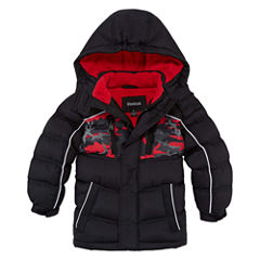 Reebok Heavyweight Puffer Jacket - Boys-Preschool