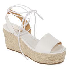 Diba London Wales Womens Wedge Sandals