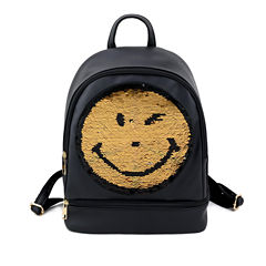 Changing Sequin Backpack