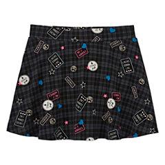 Total Girl Knit Skater Skirt - Big Kid Girls Plus