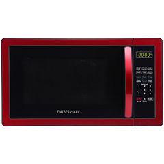 Farberware 1.1 Cu. Ft. 1000-Watt Counter Microwave Oven