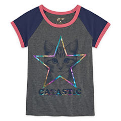 Arizona SS Graphic Tee - Girls' 4-16 & Plus