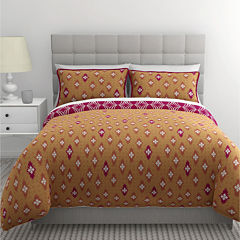 Republic Sunset Ikat 3-pc. Duvet Cover Set