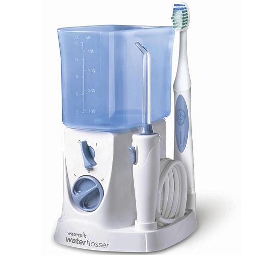 Waterpik WP-700 2-in-1 Water Flosser   Sonic Toothbrush