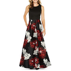 Melrose Sleeveless Ball Gown