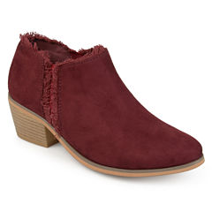 Journee Collection Moxie Womens Bootie