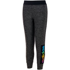 Adidas Jersey Jogger Pants - Big Kid Girls