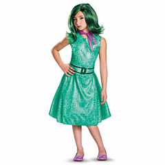 Disney Inside Out - Classic Girls Disgust Costume