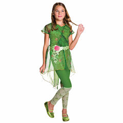 DC Superhero Girls: Poison Ivy Deluxe Child Costume