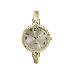 Olivia Pratt Gold Tone Cuff Watch-80006gold