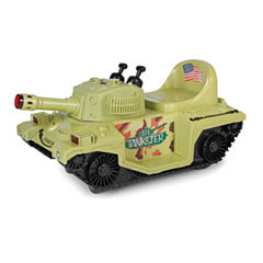 Giggo Toys - Li'l Tankster 6V Battery Powered Tank