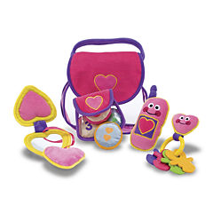 Melissa & Doug® Pretty Purse Fill And Spill
