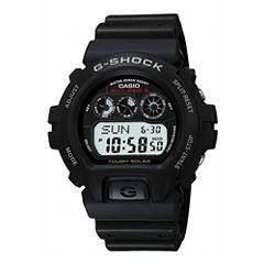 Casio® G-Shock Tough Solar Mens Atomic Timekeeping Digital Sport Watch GW6900-1