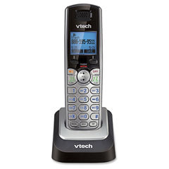 VTech DS6101 DECT 6.0 2-Line Cordless Phone Accessory Handset with Caller ID and Speakerphone