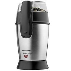 Black+Decker CBG100S Smartgrind Coffee Grinder