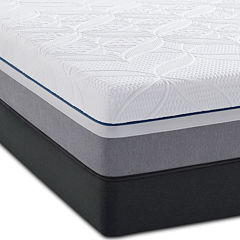 Sealy® premier Hybrid Cobalt Firm - Mattress + Box Spring