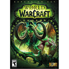 Activision World of Warcraft: Legion Standard Edition - PC Game