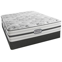 Simmons® Beautyrest® Platinum® McKenna Luxury Firm - Mattress + Box Spring