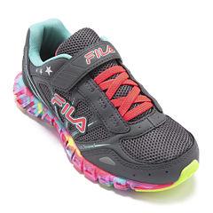 Fila® Volcanic Girls Running Shoes -Big Kids