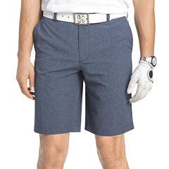 IZOD Golf Grant Printed Shorts