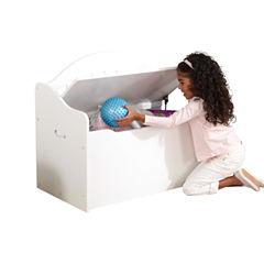KidKraft® Limited Edition Toy Box - White